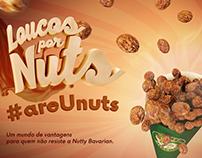 Promoção Loucos por Nuts - Nutty Bavarian