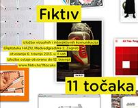 Fiktiv: 11 Points Exhibition