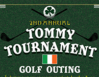 Tommy Tournament Poster