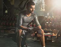 Adidas Campaign 2015 with Virat Kohli
