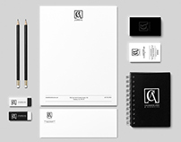 Stationery for Chamberland & associets
