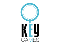 Key Games - company logo