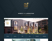 Business Building Website and Ad