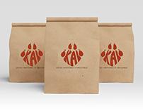Pet Food Product Logo Design