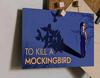 To Kill a Mockingbird | Postcard Design