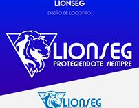 LIONSEG - DISEÑO DE LOGOTIPO