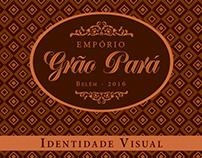 Identidade Visual - Empório Grão Pará