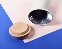 The Stoneware Set of Dishes | Product Design