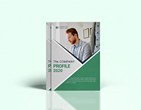 Creative Company Profile | FREE TEMPLATE DOWNLOAD