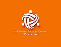 Logo Design for HR Shared Services Center