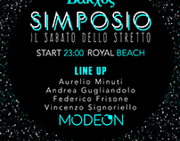 Simposio - Poster Design