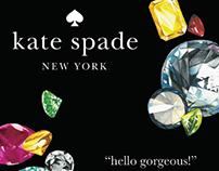 Kate Spade Cosmetics Pop Up Shop