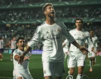 Sergio Ramos Retouch