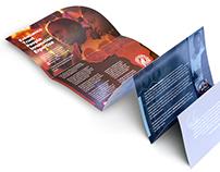 Anova Health Institute brochure design