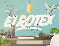 Elrotex - Free Font