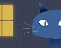Cat Diary — Motion Gaphic