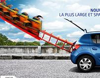 Dacia Ads