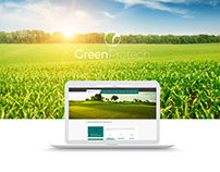 GreenProtech Webdesign