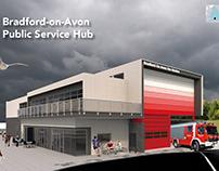 Bradford-on-Avon Public Service Hub