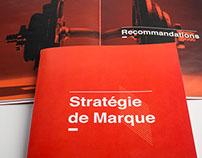 Projet de Branding - Stratégie de Marque: Pôle WorkOut