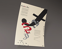Caslon Pro Poster