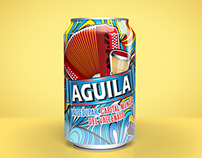 Aguila, Beer illustration pack