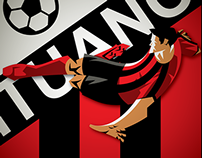 Soccer player - Ituano