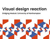 Visual design reaction | Kinderspel