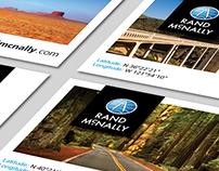 Rand McNally Brand Identity