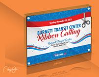 METRO Burnett Transit Center Opening Day