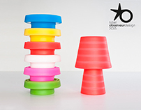 Milly table lamp for Colours