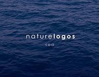 Nature Logos - Sea