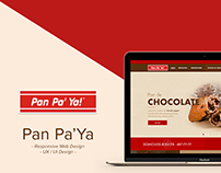 Panpa'Ya Ux/Ui - Website