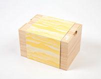 荻生文藝基金會茶葉禮盒|包裝設計|