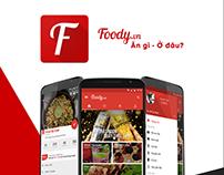 Foody - Find Restaurants in VN (Redesign)