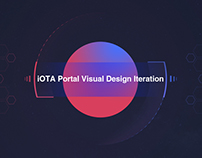IOTA Portal - (Visual Optimization Design)