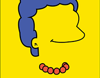 Simpsons Universal Poster