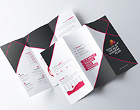Sonorous Corporate Tri-fold Brochure
