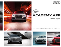 Academy App 2.0 Launch