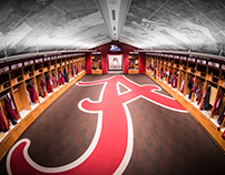 Alabama Baseball - Sewell-Thomas Stadium