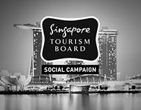 Singapore Tourism Board Campaign 2015