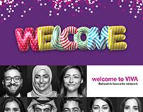 VIVA Welcome Emailer