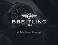 Watch store concept