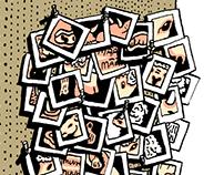 Vom Verschwinden der Tiere - illustrated book