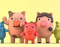 The Pig Year - Tet 2019