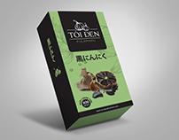 Branding & Packaging Toi Den Fulamaru