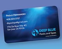Deep Blue Pools & Spas