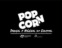 POP CORN - Imagem Cartaz Espetáculo e DVD