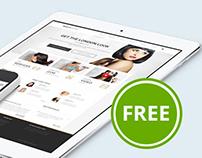 PE Beauty Center WordPress theme is FREE! Download now!