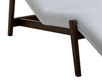 Chaise Baden